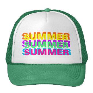 SUMMER SUMMER SUMMER Snapback Hat