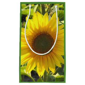 Summer Sunflower Gift Bag