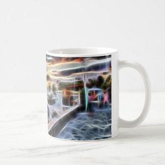 Summer sunset coffee mug