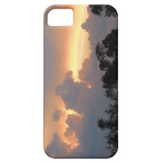 Summer sunset in Canberra iPhone 5 Cover