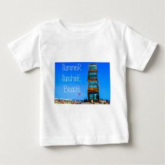 Summer, Sunshine, Beach Baby T-Shirt