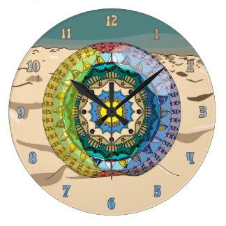 Summer Sunshine Clock