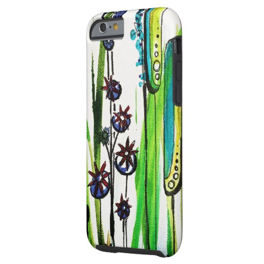 Summer Swamp Tough iPhone 6 Case