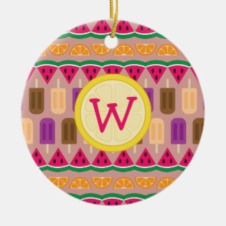 Summer Sweets Ornament