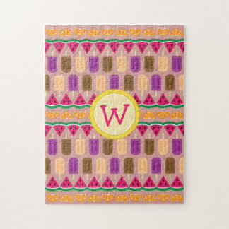 Summer Sweets Puzzle