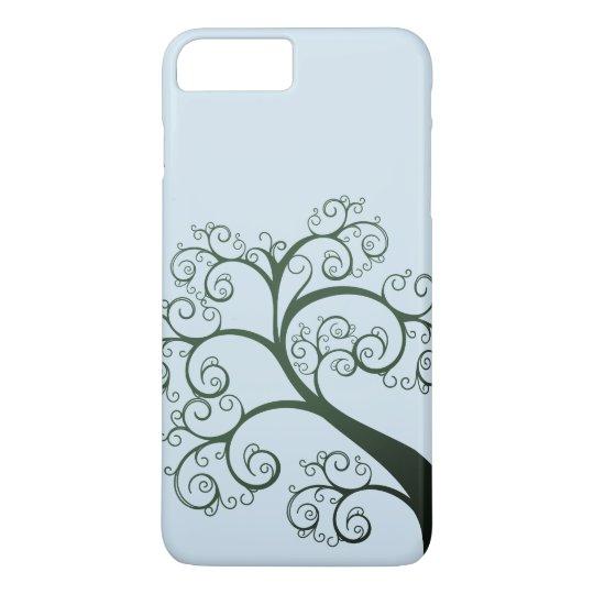 Summer Swirly Tree Hugger | Phone Case