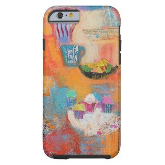 Summer Table Tough iPhone 6 Case