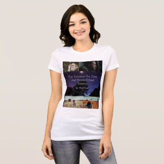 Summer the Moon and Stars Shined Forever Shirt