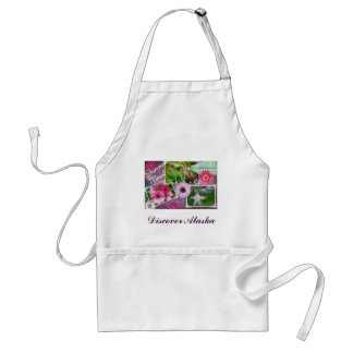 Summer Time In Alaska Standard Apron