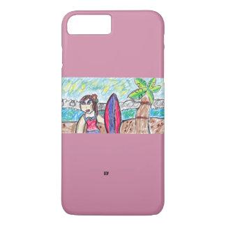 summer time iPhone 7 plus case