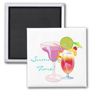 Summer Time! Magnet