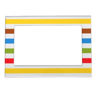 Summer Time Picture Frame Magnet
