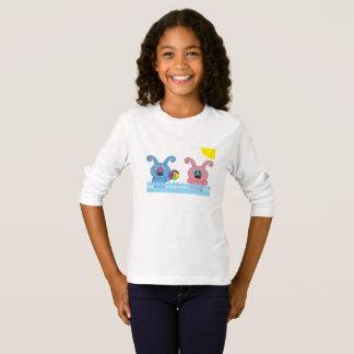 Summer Time Rollys Girls L/S Shirt