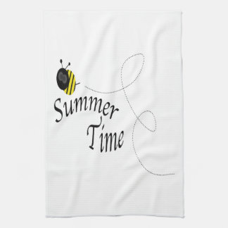 Summer Time Tea Towel