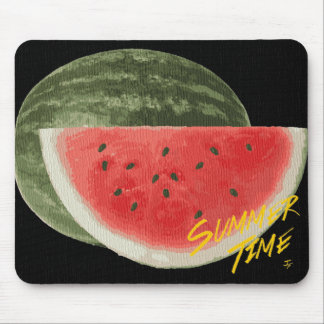 Summer time- watermelon mouse mat
