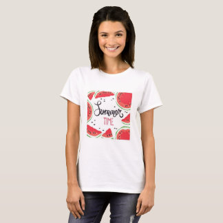 Summer Time Watermelon T-Shirt