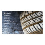Summer tire Double-Sided standard business cards (Pack of 100)