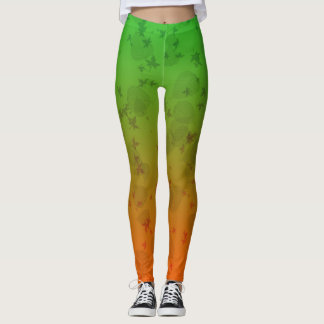 SUMMER TO AUTUMN LEGGINGS