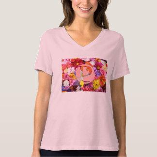 Summer Trendy Poetry Lobby Tee Shirts