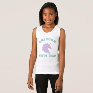 Summer Unicorn Tank Top