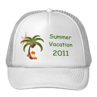 Summer Vacation 2011 Hat