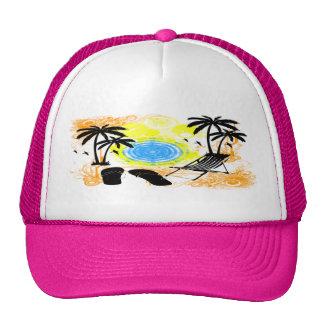 Summer Vacation Cap