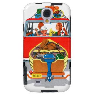 Summer Vacation Galaxy S4 Case