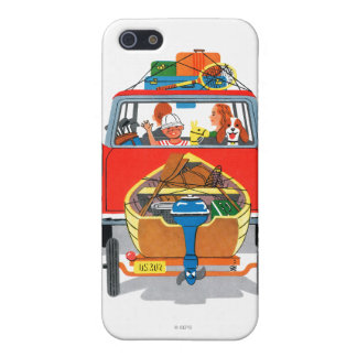 Summer Vacation iPhone 5/5S Cases