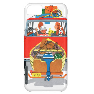 Summer Vacation iPhone 5C Case