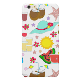 Summer Vacation iPhone 6 Plus Case