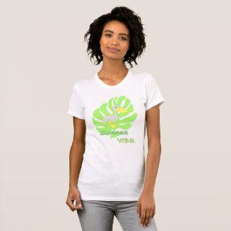 Summer vibe- pelican T-Shirt