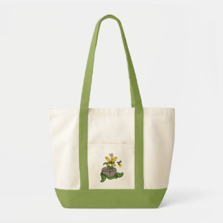 Summer Visitors Tote Bag