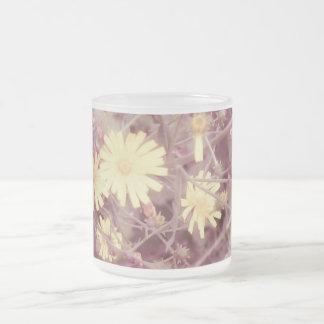 Summer Warmth, Yellow Wild Flowers Mug
