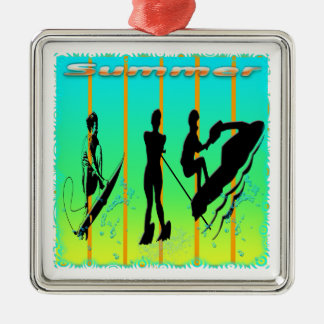 Summer - Water Sports Ornament