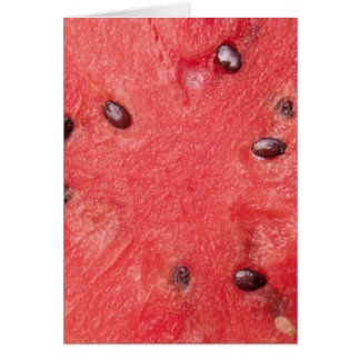 Summer Watermelon Card