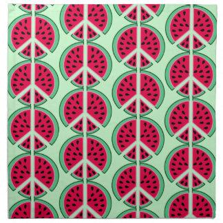 Summer Watermelon Napkin