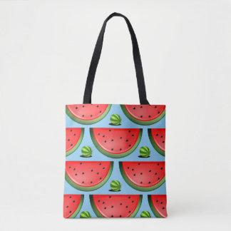 Summer Watermelons Tote Bag