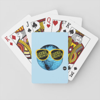 Summer Weekend - promo graphic Playing Cards