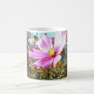 Summer wildflowers coffee/tea mug
