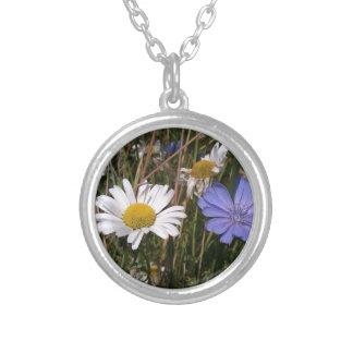 Summer Wildflowers Custom Necklace