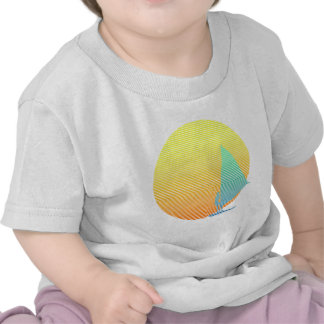 Summer Windsurfer T Shirts
