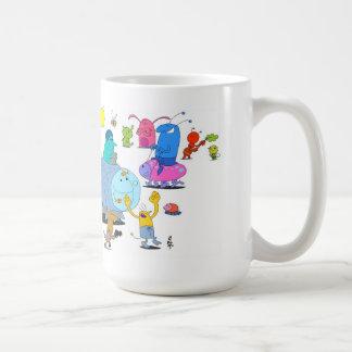 Summerset group mugs