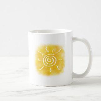 Summersgarden Sunshine Stencil - Mug
