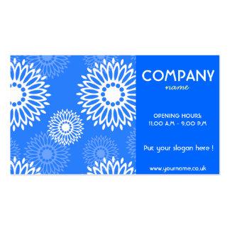 Summertime Blue Business Card