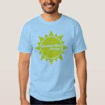 Summertime Forever Adult T-Shirt Blue