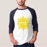 Summertime Forever Raglan T-shirt