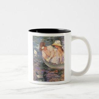 Summertime, Mary Cassatt, 1894 Coffee Mugs