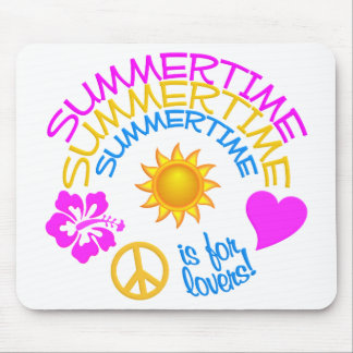 Summertime mousepad