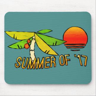 SummerTime - Perfect Beach Sunset Mouse Mat