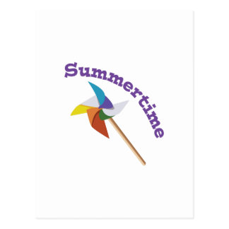 Summertime Post Cards